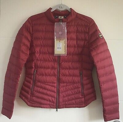 COLMAR ORIGINALS PUNK Down Jacket Daunen Jacke Damen Grau Gr