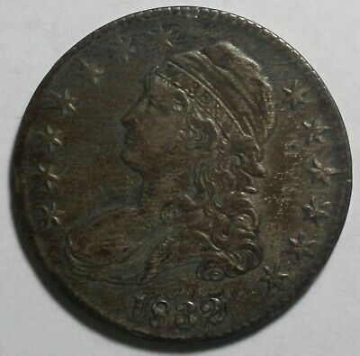 1832 Capped Bust Half PC104