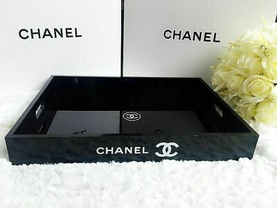 Chanel VIP Gift Extra Large Vanity  Tray