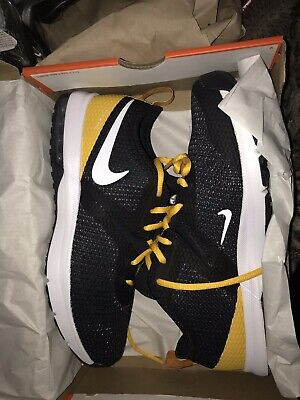 92694f73e Pittsburgh Steelers Nike NFL Mens Air Max Typha 2 Shoes Sneakers Sz 10