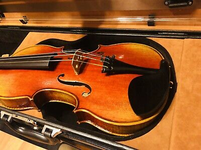 German Labeled Violin Ernst Heinrich Roth 4/4 violon geige violino 小提琴 ヴァイオリン