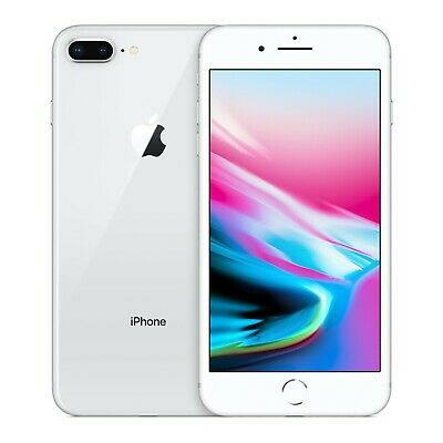Apple iPhone 8 Plus a1897 256GB AT&T -Very Good