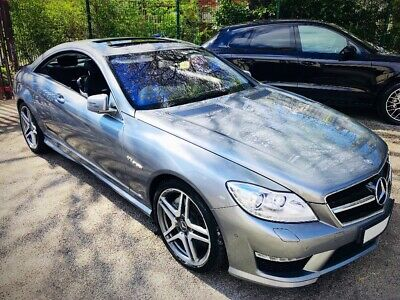Mercedes Cl63 S Amg 7S Mct