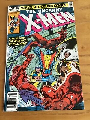 Uncanny X-Men #129 Jan 1980 High Grade First Appearance Kitty Pryde