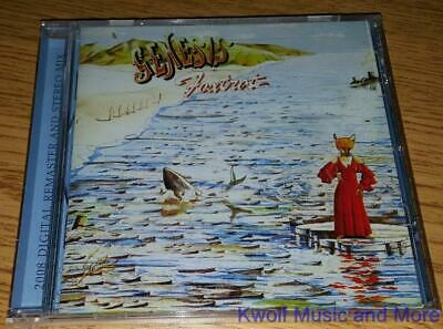 "GENESIS  ""Foxtrot""      NEW    (CD, 1972/2008)"