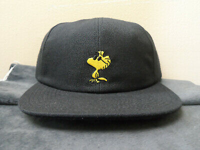 a3160b42 VANS X PEANUTS JOCKEY CHARLIE BROWN Strapback Hat Yellow - $24.45 ...