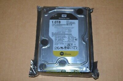 Western Digital RE 1TB Enterprise Hard Drive WD 7200 RPM SATA WD1003FBYZ Gold