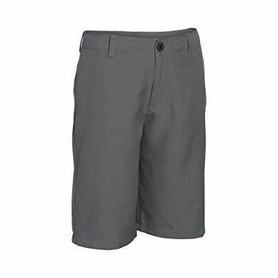 5e4e6c4a7a UNDER ARMOUR MEDAL Play Golf Shorts Boys YL Youth Large Adjustable ...