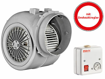 Bps-B 150-100 Turbo 720m³/H Radial Fan Centrifugal Fan + Speed Governor