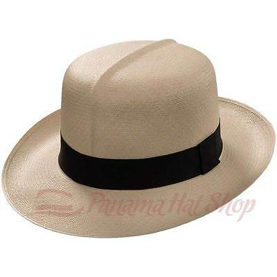 b33a99663 AUTHENTIC PANAMA HAT: Colonial Straw Hat - Optimo Hat - $65.00 ...