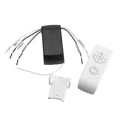 Timing Ceiling Fan Wind Speed Adjustment Kit 1PCS Remote Control W/ Receiver