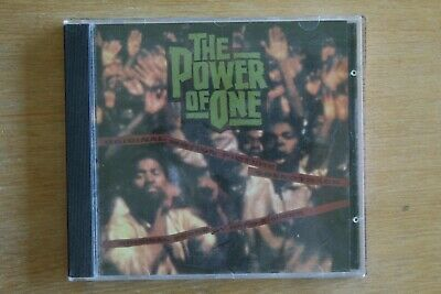 The Power Of One (Original Motion Picture Soundtrack)    ( Box C736)