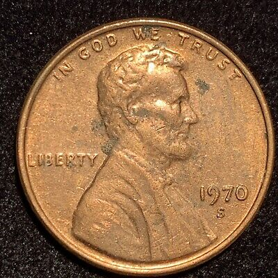 1970 S Ddo Lincoln Cent Double Die Obverse Amazing Coin *Rare Ddo * Spectacular!