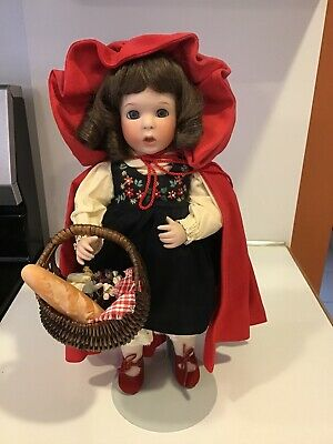 Wendy Lawton Doll Little Red Riding Hood