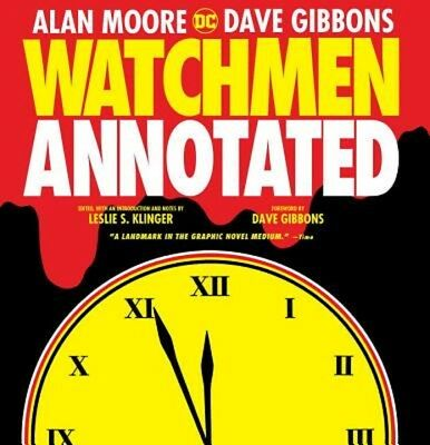Watchmen: the Annotated Edition by Alan Moore (2017, Hardcover) FREE SHIP/TRACK!