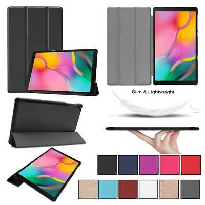 "For Samsung Galaxy Tab A 10.1""  2019 T510/T515 PU Leather Folio Case Cover Stand"