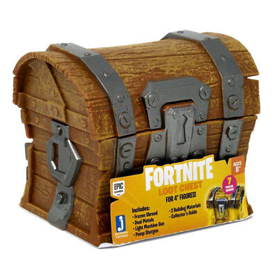 Fortnite Collectible Loot Chest Assortment A (Frozen Shroud)  *BRAND NEW*