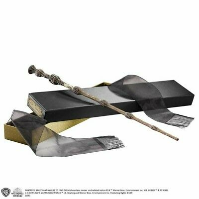 Fantastic Beasts Gellert Grindelwald Wand : The Noble Collection - New