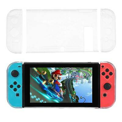 Funda Flexible Transparente para Consola Nintendo Switch – Absorción de Golpes