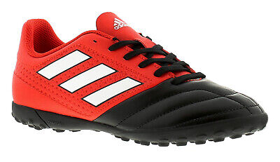 brand new 98c53 f71fd ADIDAS PERFORMANCE ACE Astro Boys Kids Football Boots Trainers Black/R