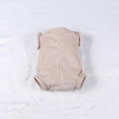 Doe Suede Jointed Body Slip for 19 inch to 20 inch doll ~ REBORN DOLL SUPPLIES