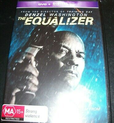 The Equalizer (Denzel Washington) (Australia Region 4) DVD - New