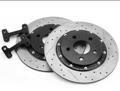 Ford focus rs mk3 rear Big Disc Brake Kit 345/355 conversion