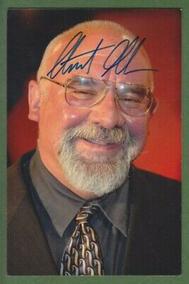 STUART GORDON  in person signed glossy PHOTO  13/19 cm  AUTOGRAPH