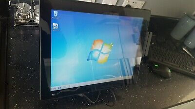 Datavan G-Pos Touchscreen Unit, Windows 7,