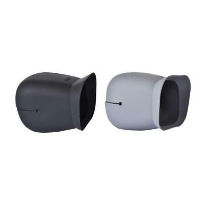 Skins Cover For Arlo Camera Silicone Case Resistant Scratches Anti-Dust Smudges