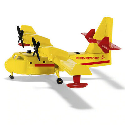 Siku 1/87 Firefighting Plane  - Brand New