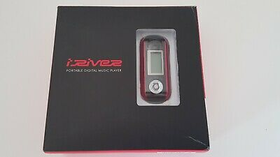 iRiver iFP-899 1GB mp3 voice line recorder with radio tuner