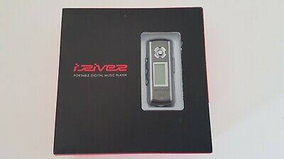iRiver iFP-799 1GB mp3 voice line recorder with radio tuner