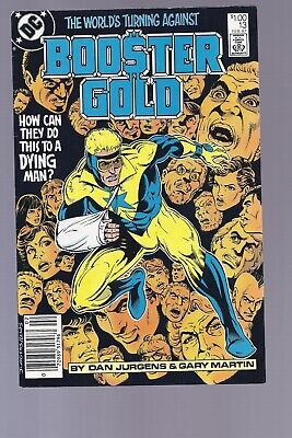 High Grade Canadian Newsstand Edition Blue Beetle #13 $1.00 Price Variant