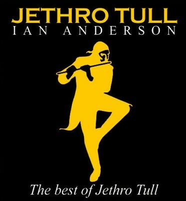 2CD  JETHRO TULL - Greatest Hits Collection Music 2CD