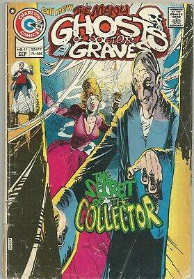 Free P & P - Many Ghosts of Dr. Graves # 47(Sept. 1974);Tom Sutton, Steve Ditko