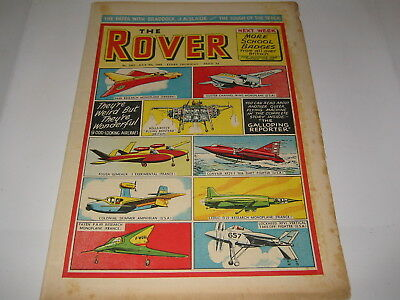The Rover Comic July 1955 April 1957
