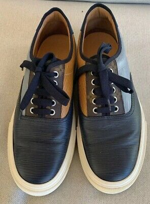d94391c495fc LOUIS VUITTON TROCADERO Sneaker Brand New Authentic size LV 8 ...