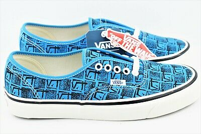 20d42c1ad7 Vans Authentic 44 DX Anaheim Factory OG Mens Size 9 Skate Shoes Brig Blue