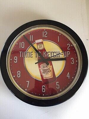 "GTEI /"" #1 MICHIGAN FAN WOLVERINES/"" FRAMED QUARTZ CLOCK NEW HANG OR STAND"