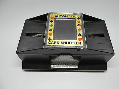 Pavilion Automatic Card Shuffler 1 Or 2 Decks Deluxe Casino Shuffles Complete