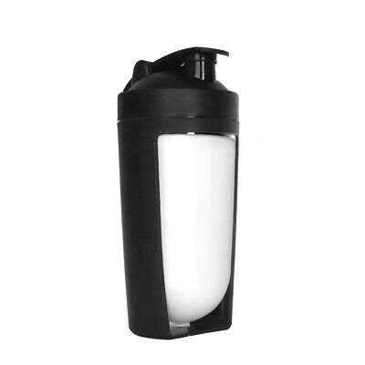 GYM Protein Supplement Drink Blender Mixer Shaker Shake Ball Bottle Cup 750ml