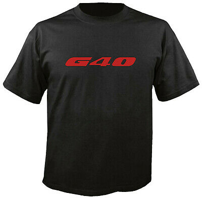 T-Shirt für VW G40 Fans / Polo 86c Caddy trubo Golf MK1 Gr: M-XXL