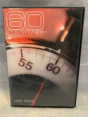 Lady Gaga 60 Minutos DVD (R) 2011