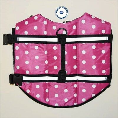 New Dog Lifejacket Style Buoyancy Aid Boating Sailing Swim Vest
