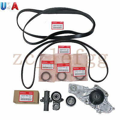 Timing Belt Kit with Water Pump for Honda Acura Accord Odyssey MDX TL V6