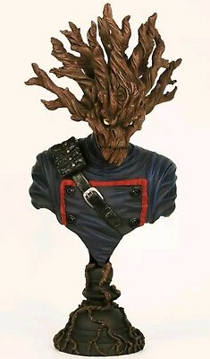 Groot Bust By Bowen Designs