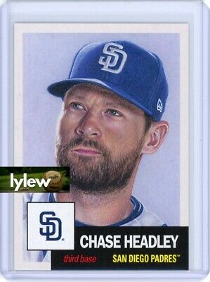 2018 Topps Living Set * CHASE HEADLEY * Card #24 * San Diego Padres