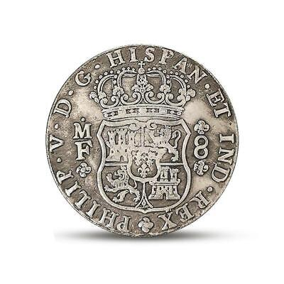 1741 Hispan ET IND REX Phiiip V.D.G Silver Coin Collection Gift fashion