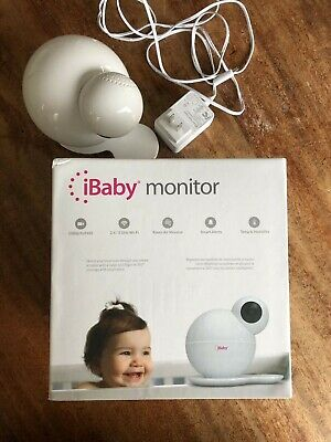iBaby Monitor M6S 1080p Full HD Wi-Fi Smart Digital Baby for iOS and Android